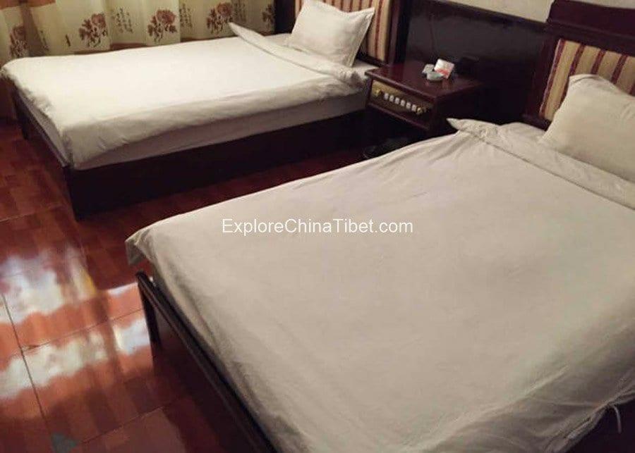 Gyantse Chugu hotel-8
