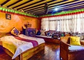 House Of Shambhala Deluxe King Suite