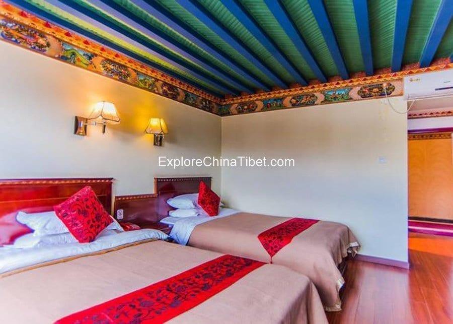 Lhasa Heritage Guyi Hotel