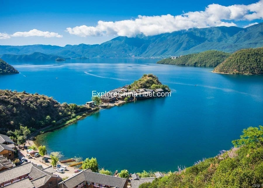 Lugu Lake Yunnan Exploration Travel