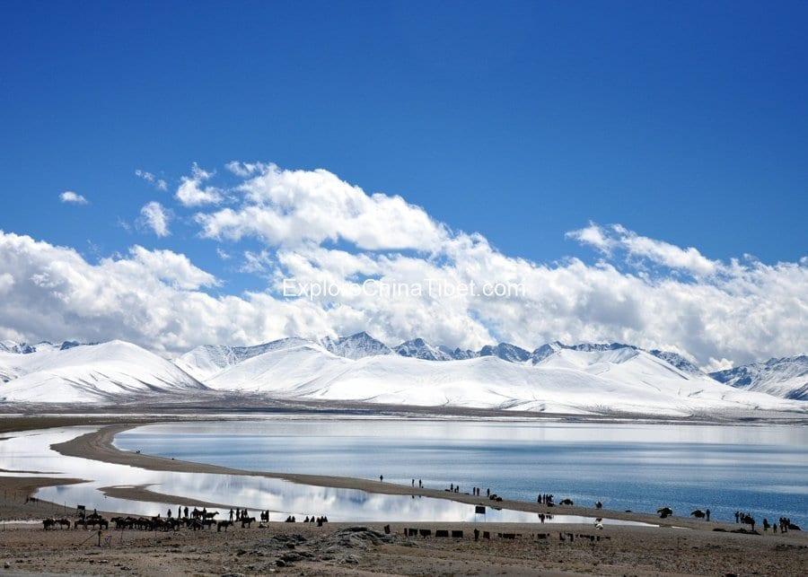 13 Days Sichuan To Tibet Northern Highway Overland Tour-Namtso Lake