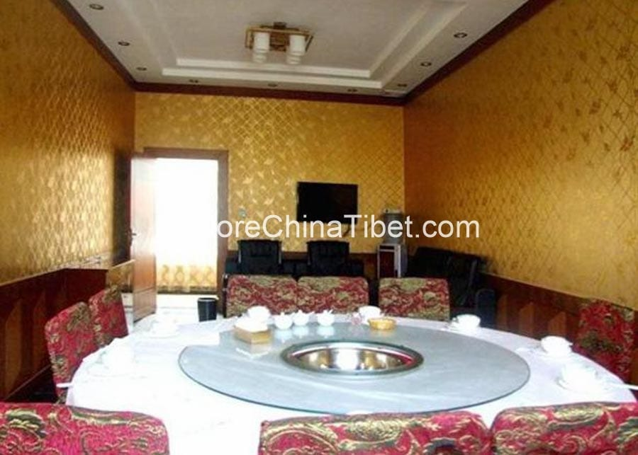 Nyingchi Business Hotel-4