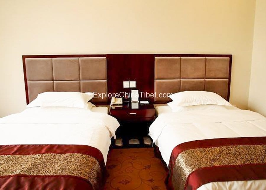 Nyingchi Grand Canyon Hotel Deluxe Standard Room