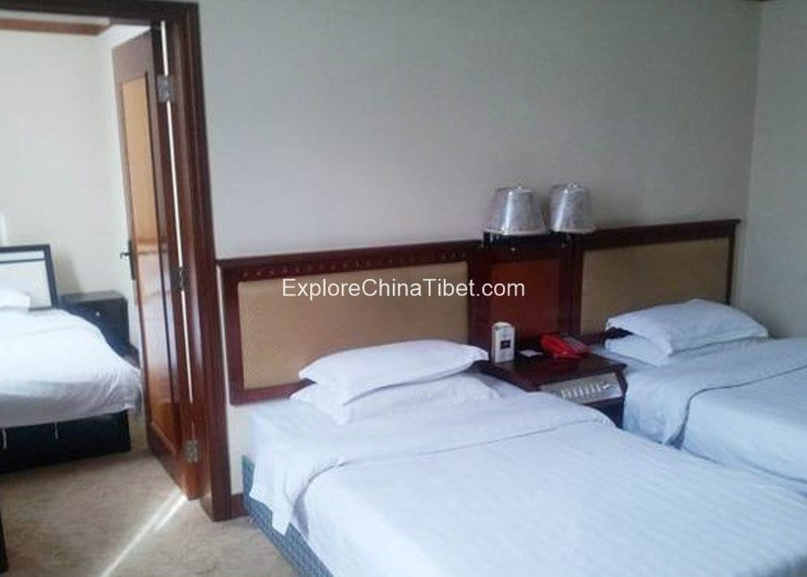 Nyingchi Holiday Hotel Family Suite