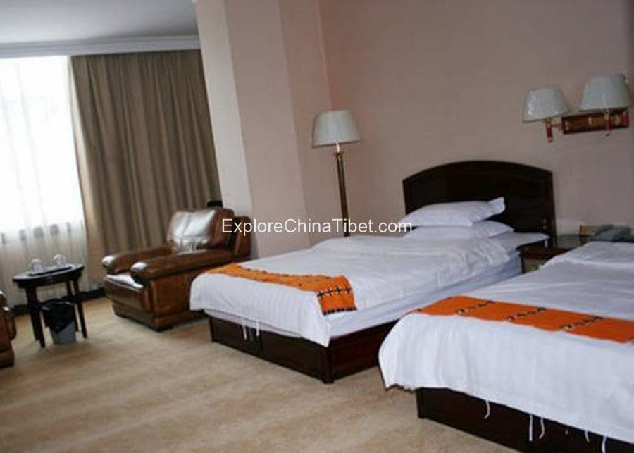 Nyingchi Shanshui Hotel Deluxe Standard Room