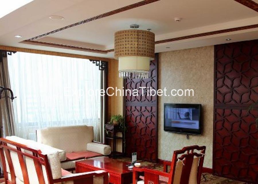Nyingchi Yushanfu Hotel-7