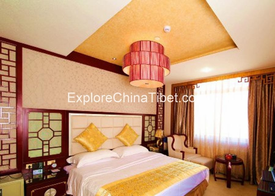 Yushanfu Hotel Deluxe Single Room