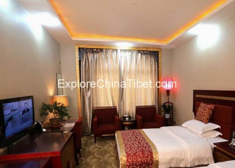 Yushanfu Hotel Standard Room