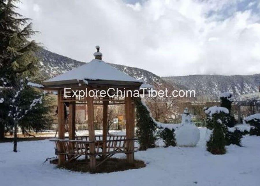Nyingchi Zhonghai Garden Hotel-7