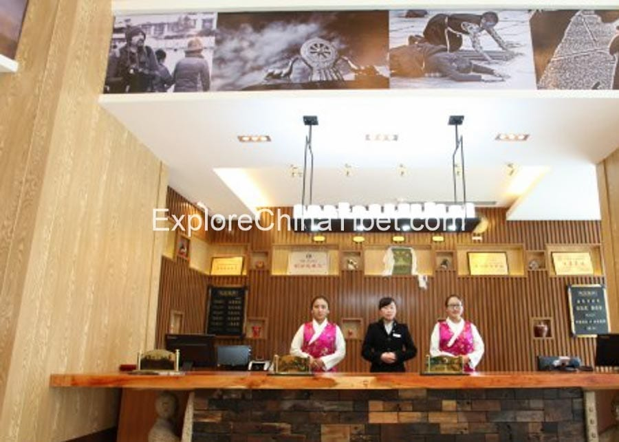 Nyingchi Zhonghai Garden Hotel-8
