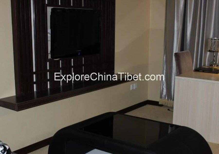 Zhonghai Garden Hotel Deluxe Business Room