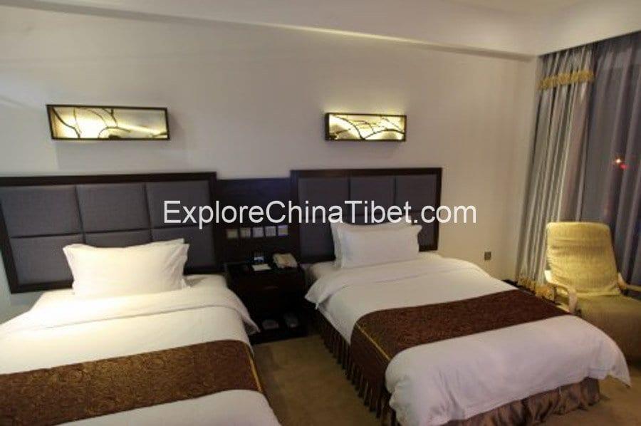 Zhonghai Garden Hotel Deluxe Standard Room