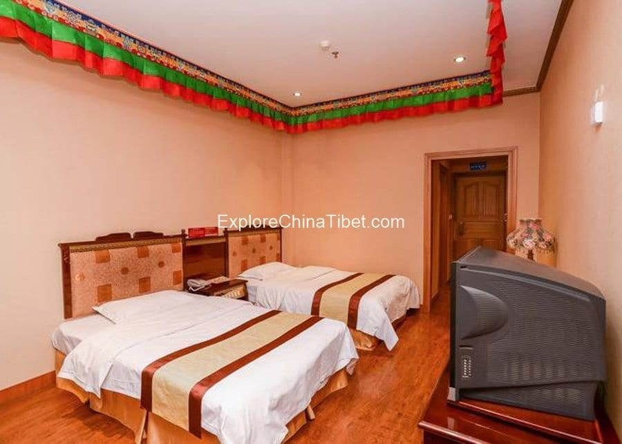 Ramoche Grand Hotel Double Room