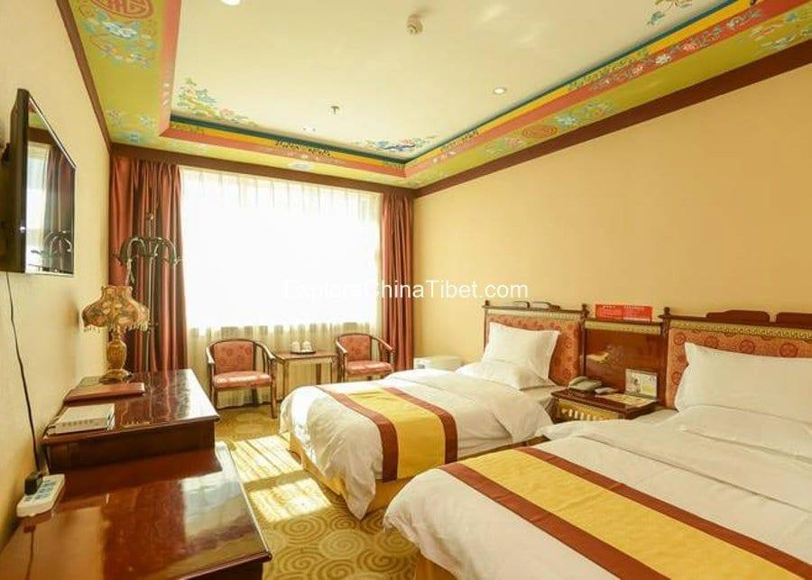 Ramoche Grand Hotel Tibetan-style Boutique Standard Room
