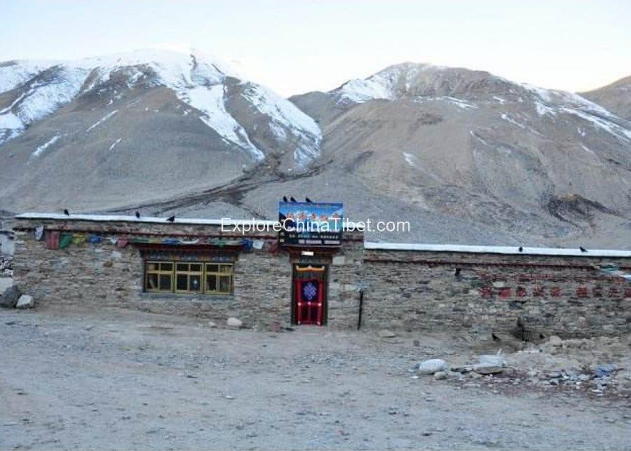 Shigatse Rongbuk Monastery Hotel-5