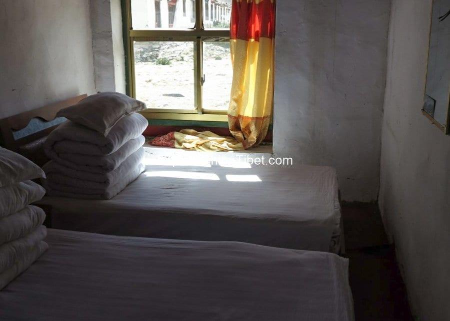Rongbuk Monastery Hotel Standard Room