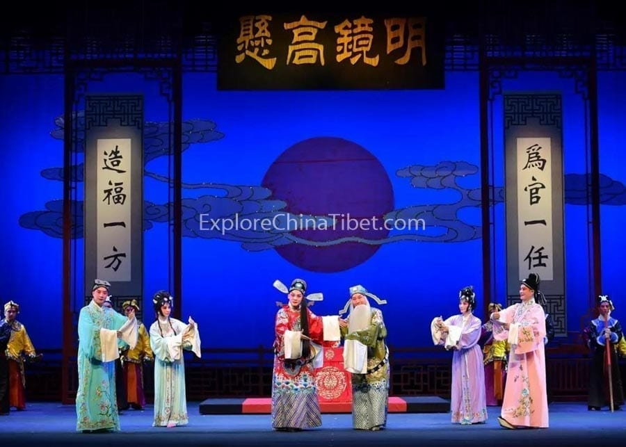 Shaanxi Opera & Shadow Play Show-5-91