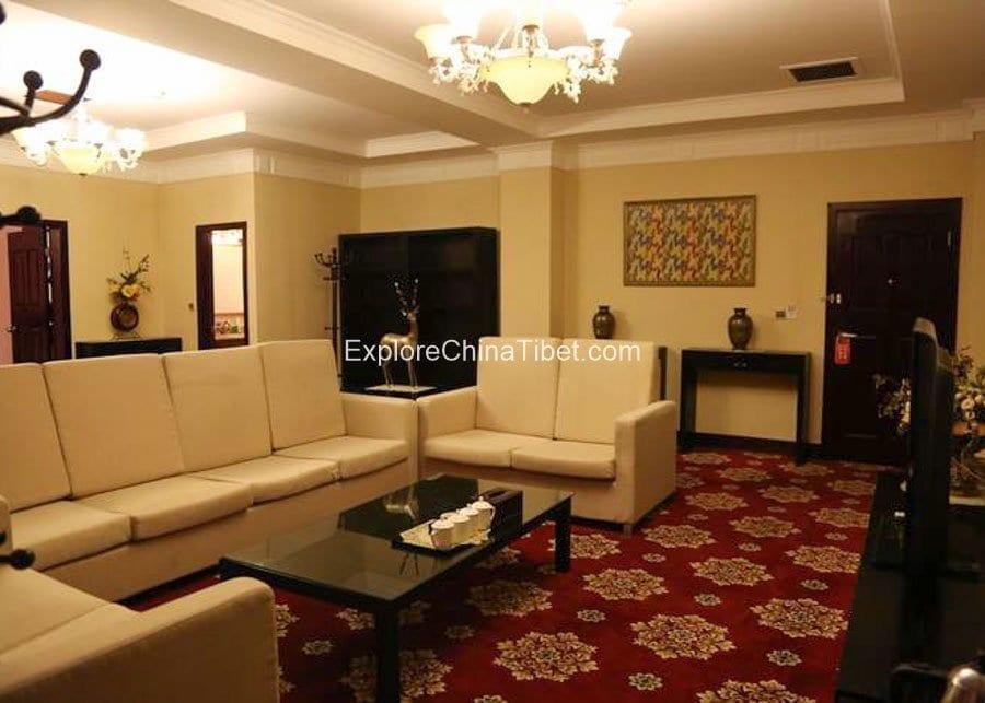 Shang Ba La Hotel Nyingchi-3