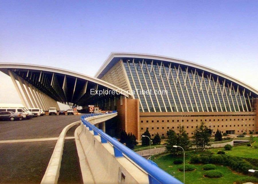 Shanghai Pudong International Airport1