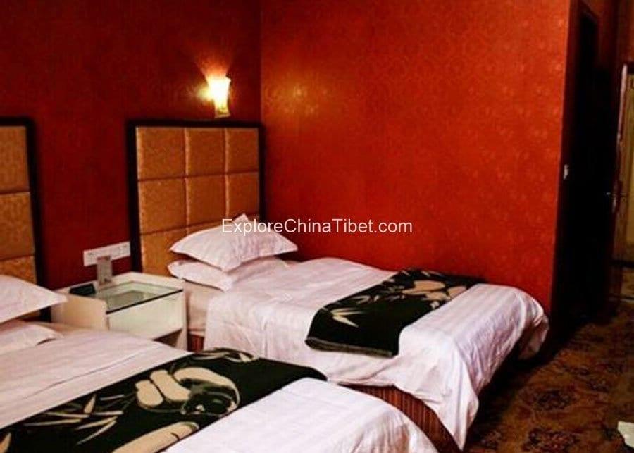 Shannan Post Hotel Deluxe Standard Room