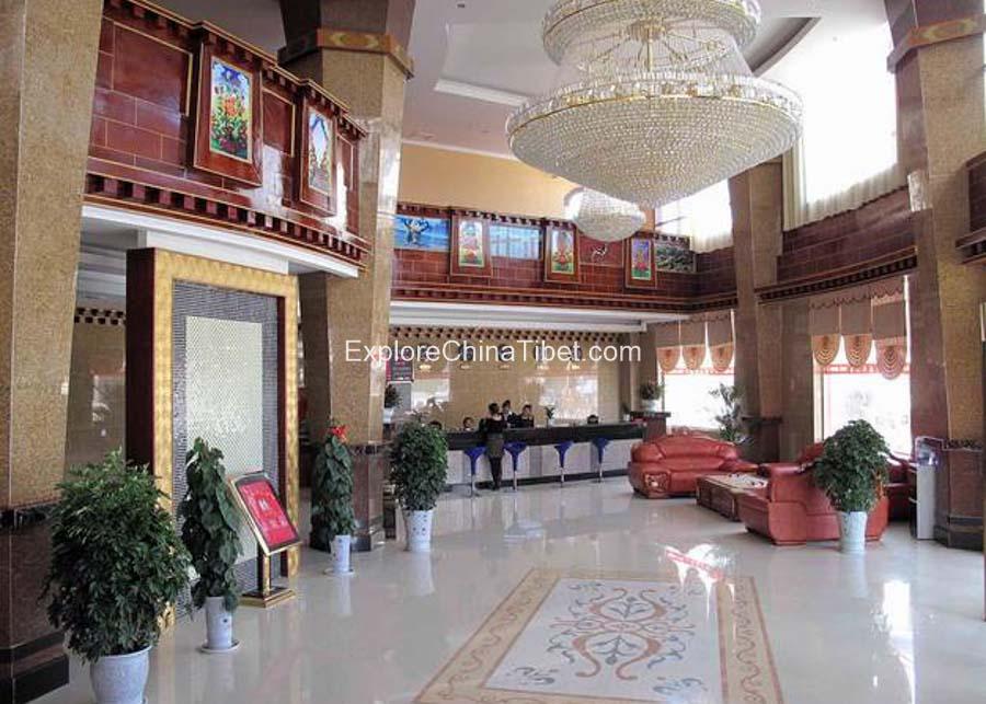 Shigatse Dong Fang Ming Sheng Hotel-4