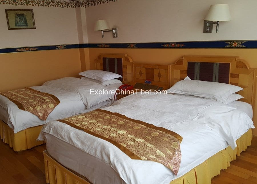 Shigatse Manasarovar Hotel Economic Standard Room