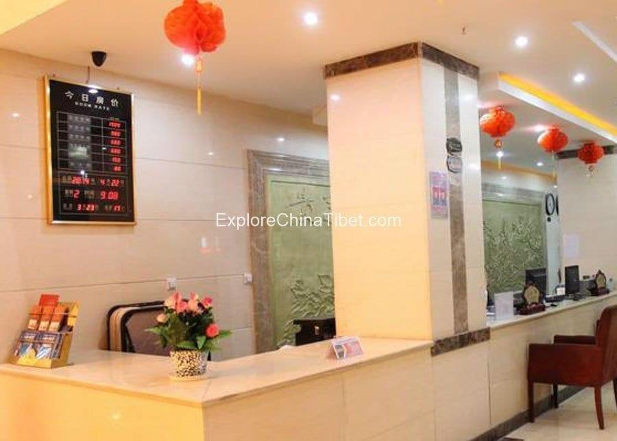 Shigatse Tian Lin Hotel-4