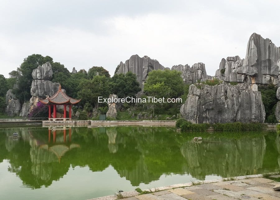 Stone Forest Kunming Local Tour Explore China Yunnan 2