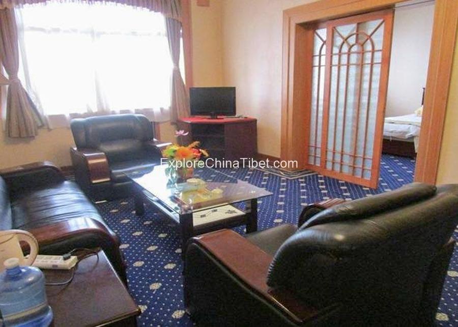 Naqu Hotel Suite