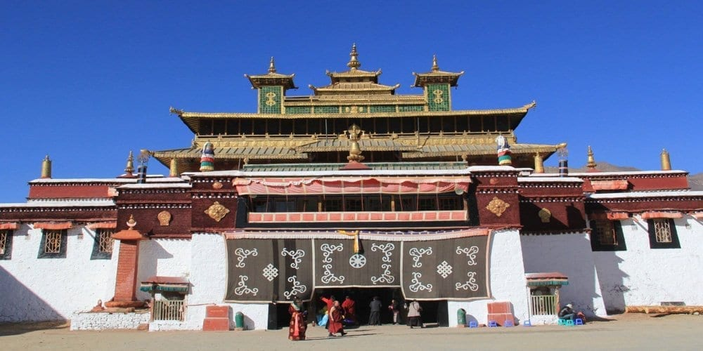 Visit Tibet samye monastery
