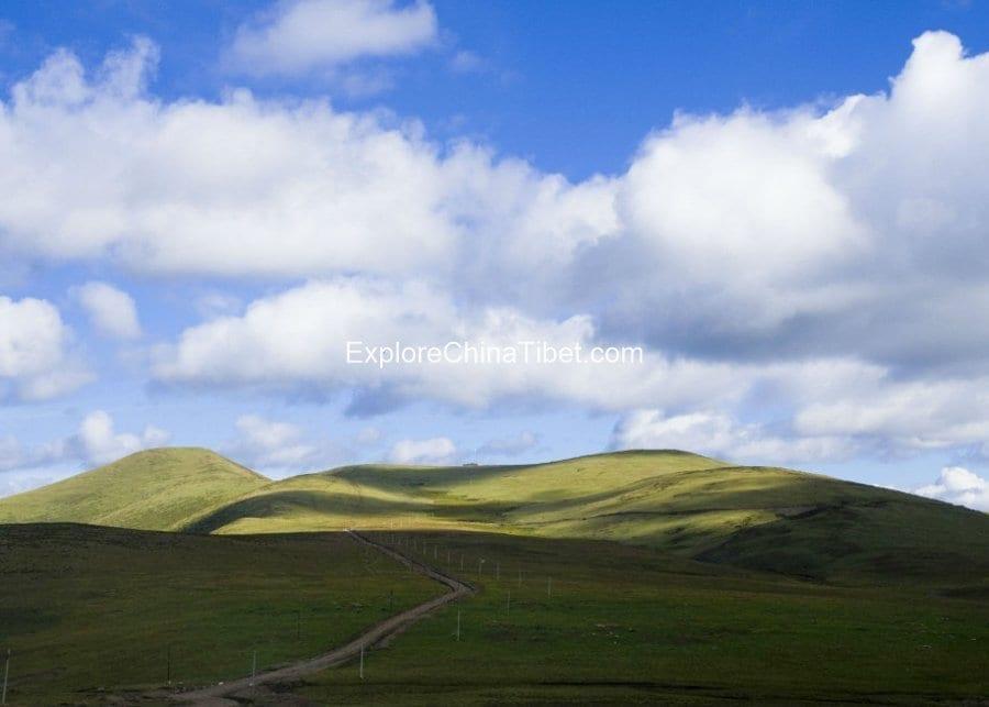 13 Days Sichuan To Tibet Northern Highway Overland Tour-Xinduqiao Kangding 2