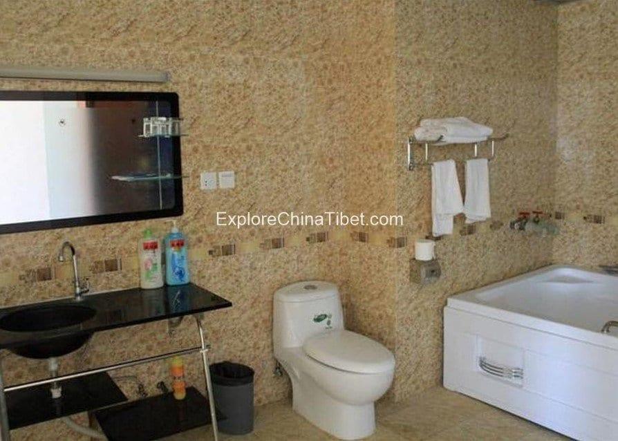 Damxung Yangbajing Lantian Hot Spring Hotel-2