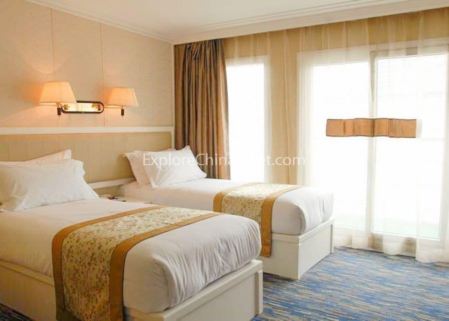 Yichang to Chongqing Victoria Grace Cruise Superior Cabins