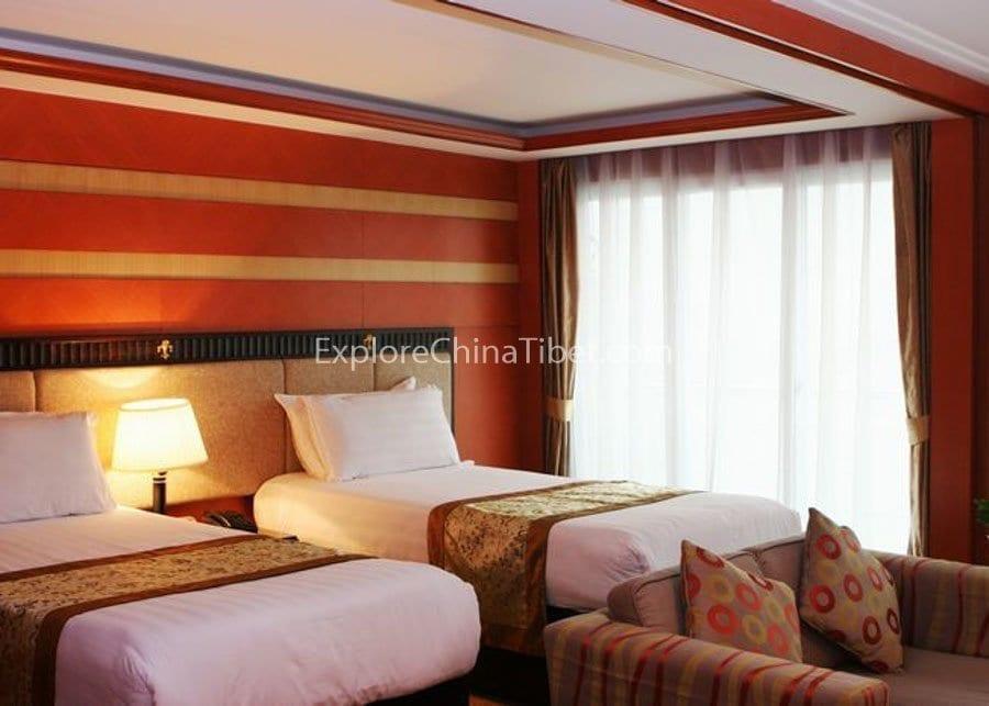 Yichang to Chongqing Victoria Katarina Cruise Executive Suite