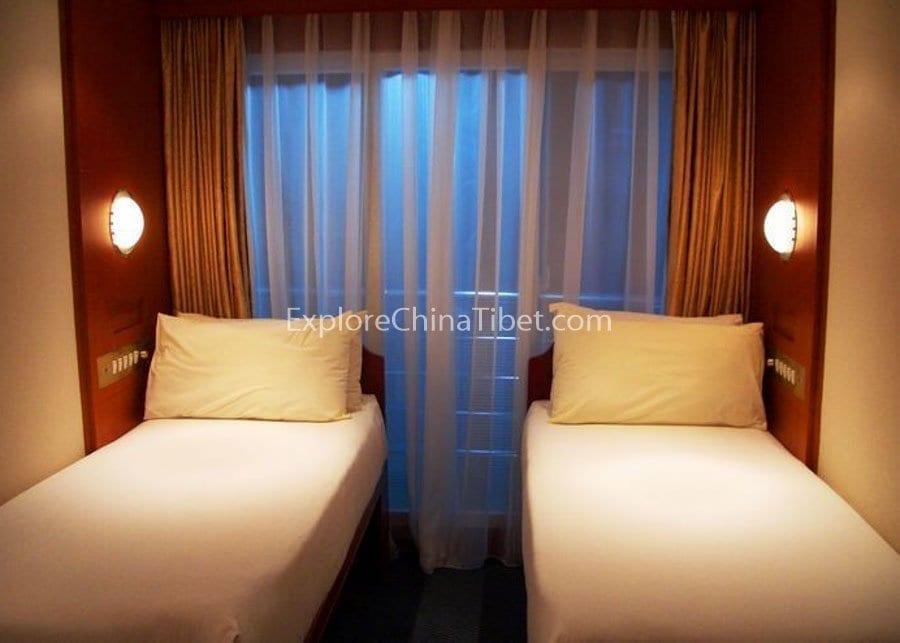 Yichang to Chongqing Victoria Katarina Cruise Superior Cabin