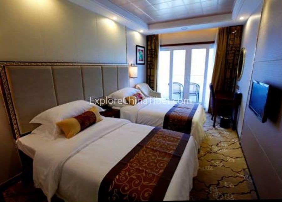 Yichang to Chongqing Yangtze Gold 6 Cruise Standard Cabin