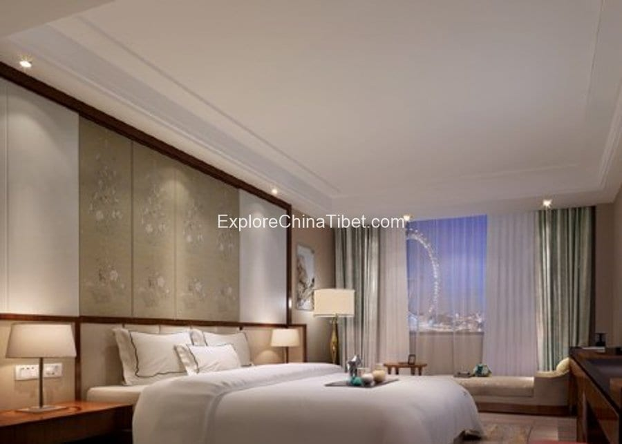 Yuanfeng Hebei International Hotel Deluxe Single Room