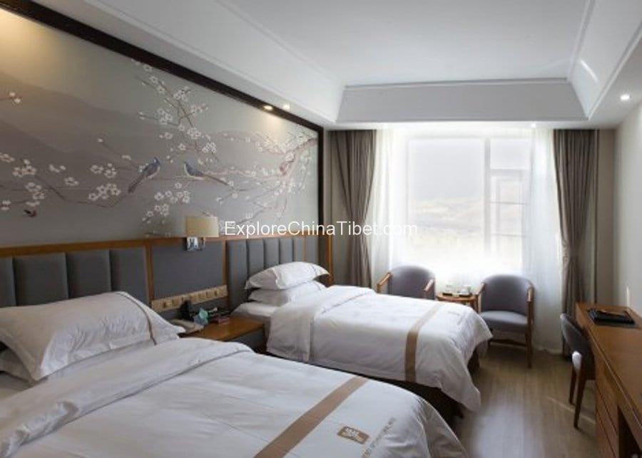 Yuanfeng Hebei International Hotel Deluxe Standard Room