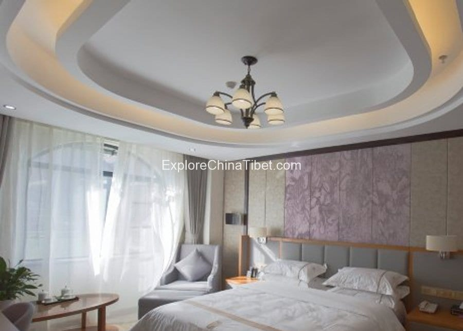 Yuanfeng Hebei International Hotel Deluxe Suite