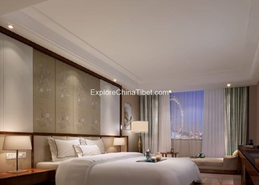 Yuanfeng Hebei International Hotel Queen Room