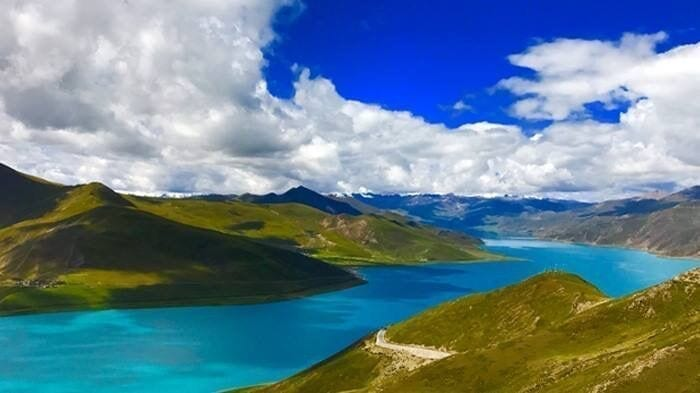 Lhasa Nepal Overland landscape highlight tour