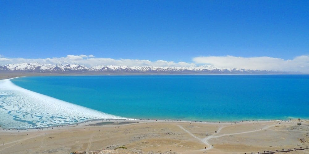 Tibet Photography tour of heaven Lake Namtso