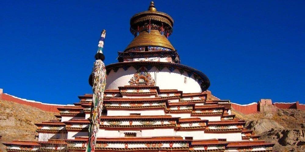 Tibet Pelkhor Chode monastery Sightseeing Tour-Overland tour package to Kathmandu