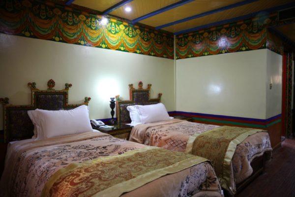 Dhood Gu Hotel Twin Beds Standard Room