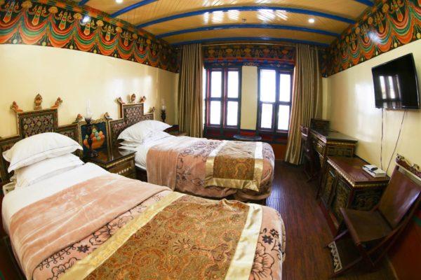 Dhood Gu Hotel Potala Palace View Room