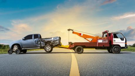 Johns Towing Service