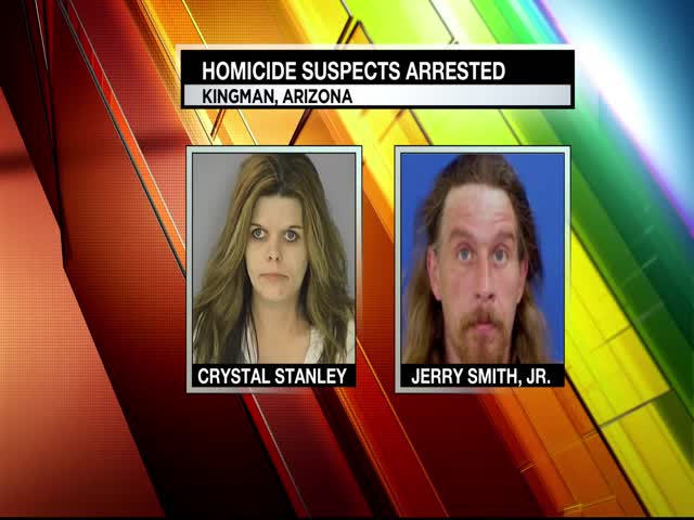 Homicide suspects arrested in Arizona, nine days after death
