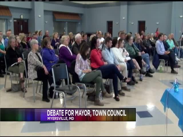 Myersville town debate_10701976-159532