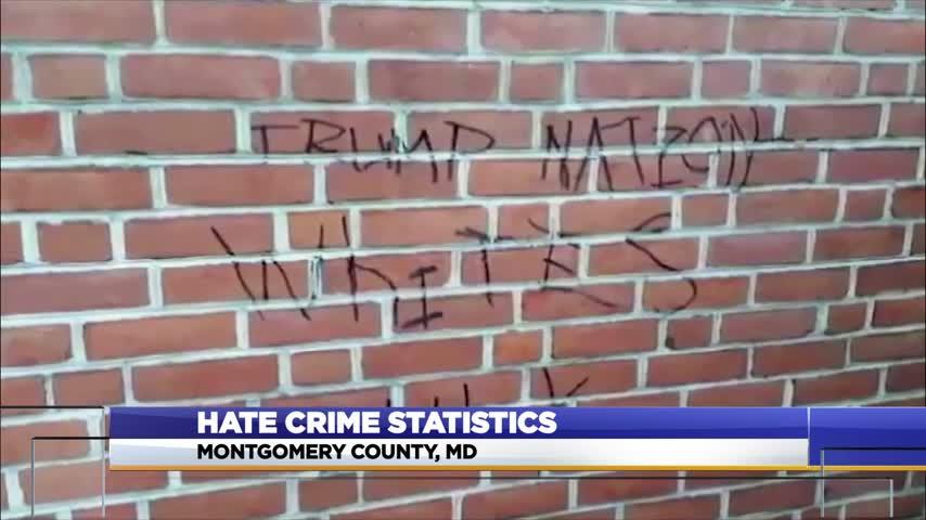 Hate crime rise LIVE