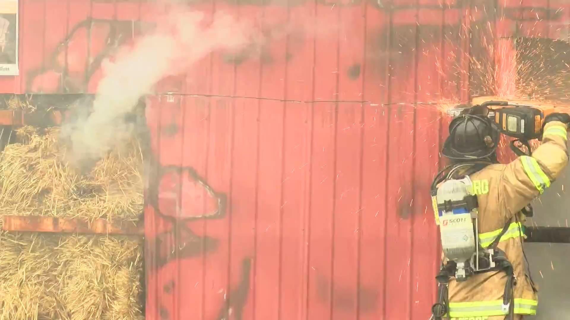 BOONSBORO FIRE